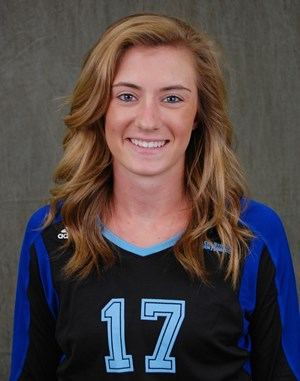 Andi Vordermann - 2012 - Volleyball - Cal State San Marcos Athletics